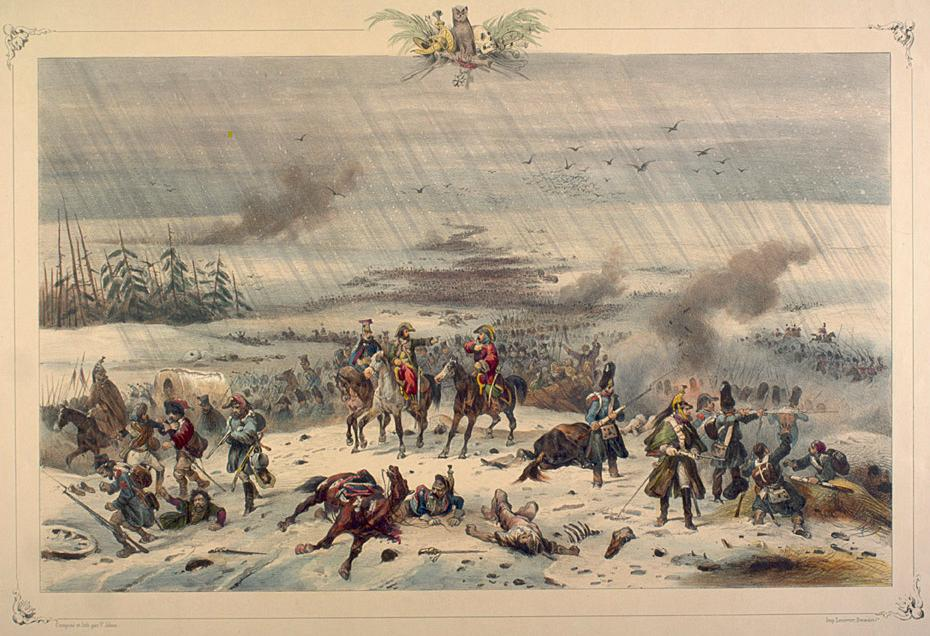 napoleons russian campaign essay Napoleon's lost army: there was no battle in lithuania - where the french leader had hoped to start his campaign the russian army simply withdrew.
