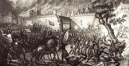 Осада нарвы русскими войсками в 1558
