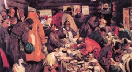 Избранная рада, круг приближённых Ивана Грозного.  Izbrannaya-rada-krug-priblizhyonnyih-Ivana-Groznogo.jpg.