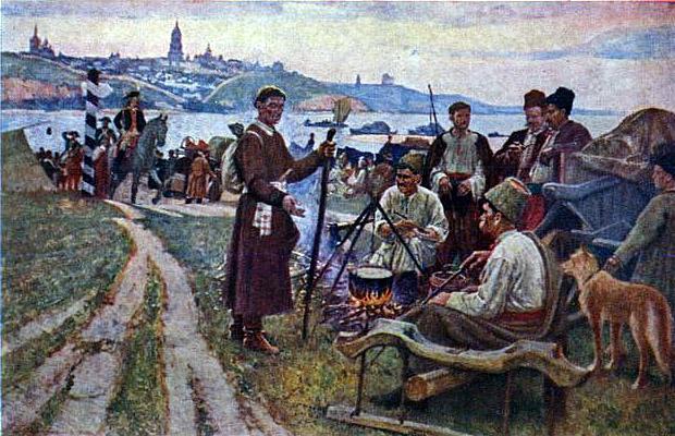 Картинки по запросу Григорий Сковорода. 1960-1966 гг. художник