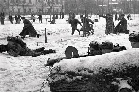 Планы фашистов оборона москвы 1941 год