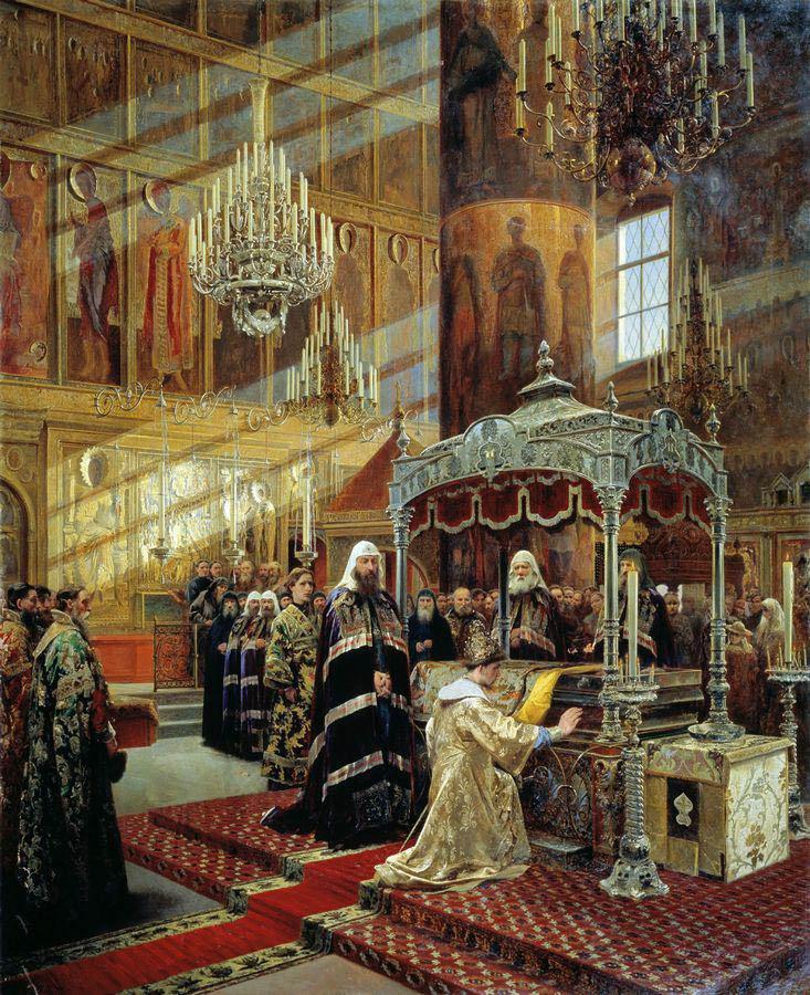 Первые русские цари: иван грозный, борис годунов (сборник) - i_008jpg