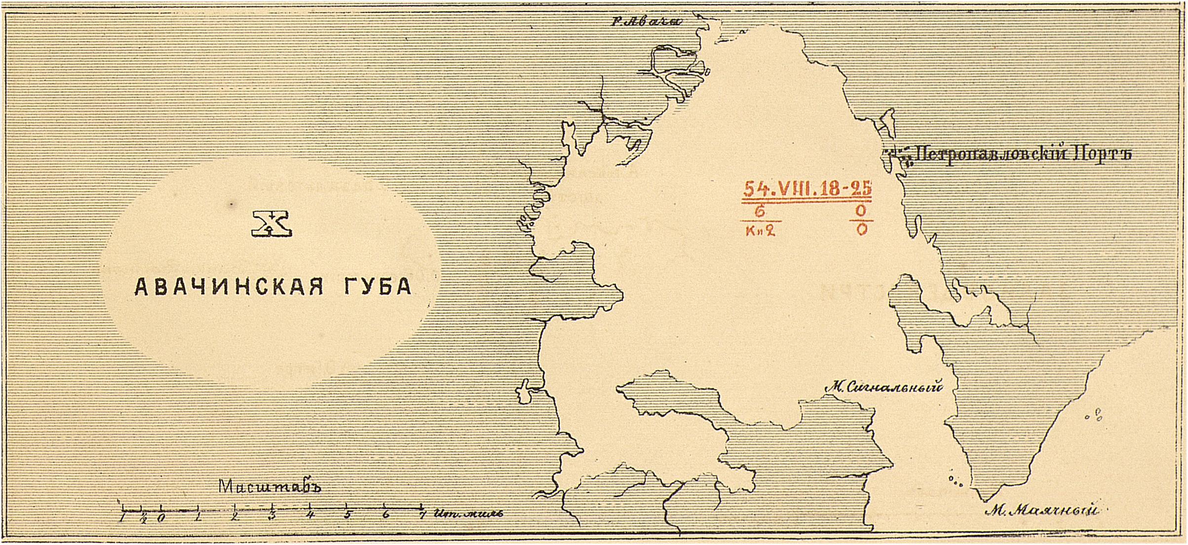 Карта Петропавловска-Камчатского подробная - улицы, номера ...